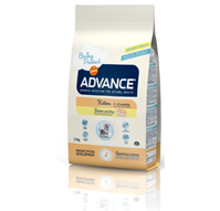 ALIMENTO ADVANCE KITTEN CHICKEN&RICE 1.5KG