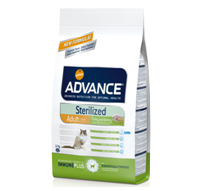 ALIMENTO ADVANCE CAT STERILIZED 1.5KG