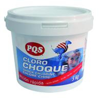 CLORO CHOQUE PQS