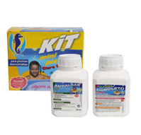 KIT MINIPISCINA PQS