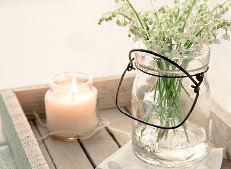 Velas y aromas, esencias que enamoran