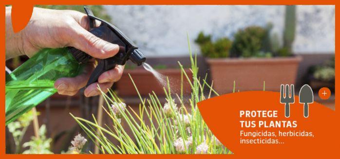 Protege tus plantas