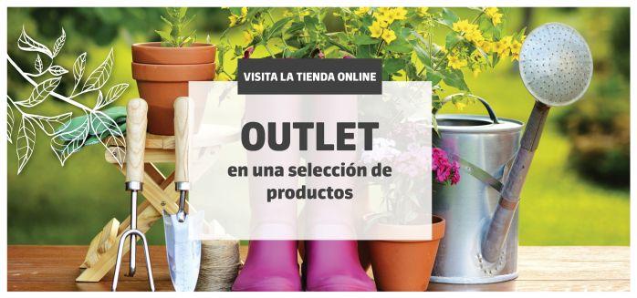 Outlet selección productos