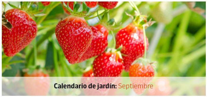 calendario jardin septiembre